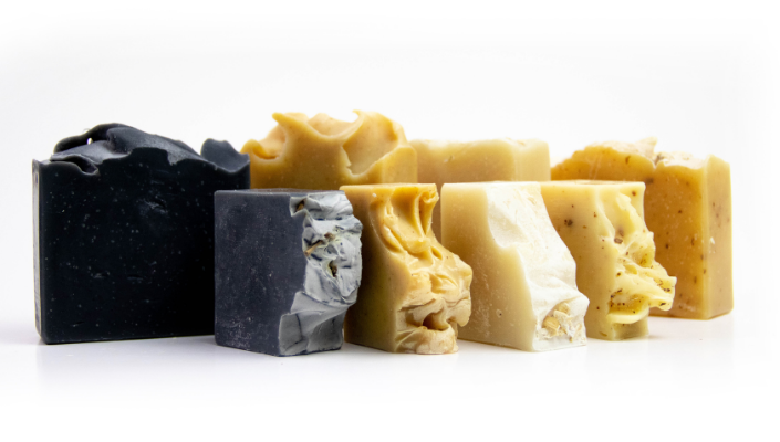 Handcrafted Soap Bars