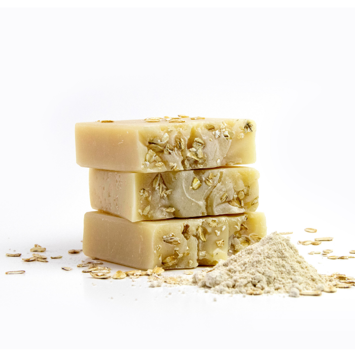 Handcrafted Soap Bar – Oh Oats! (Coconut + Oatmeal)