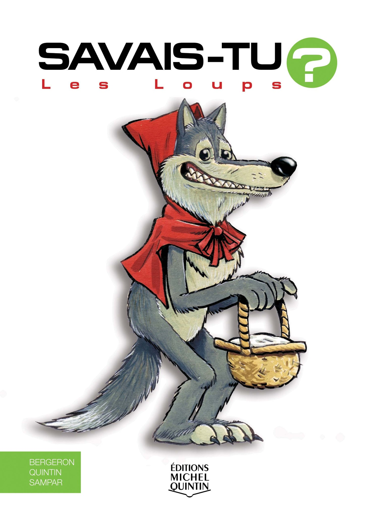 Did you know? Wolves (in French)