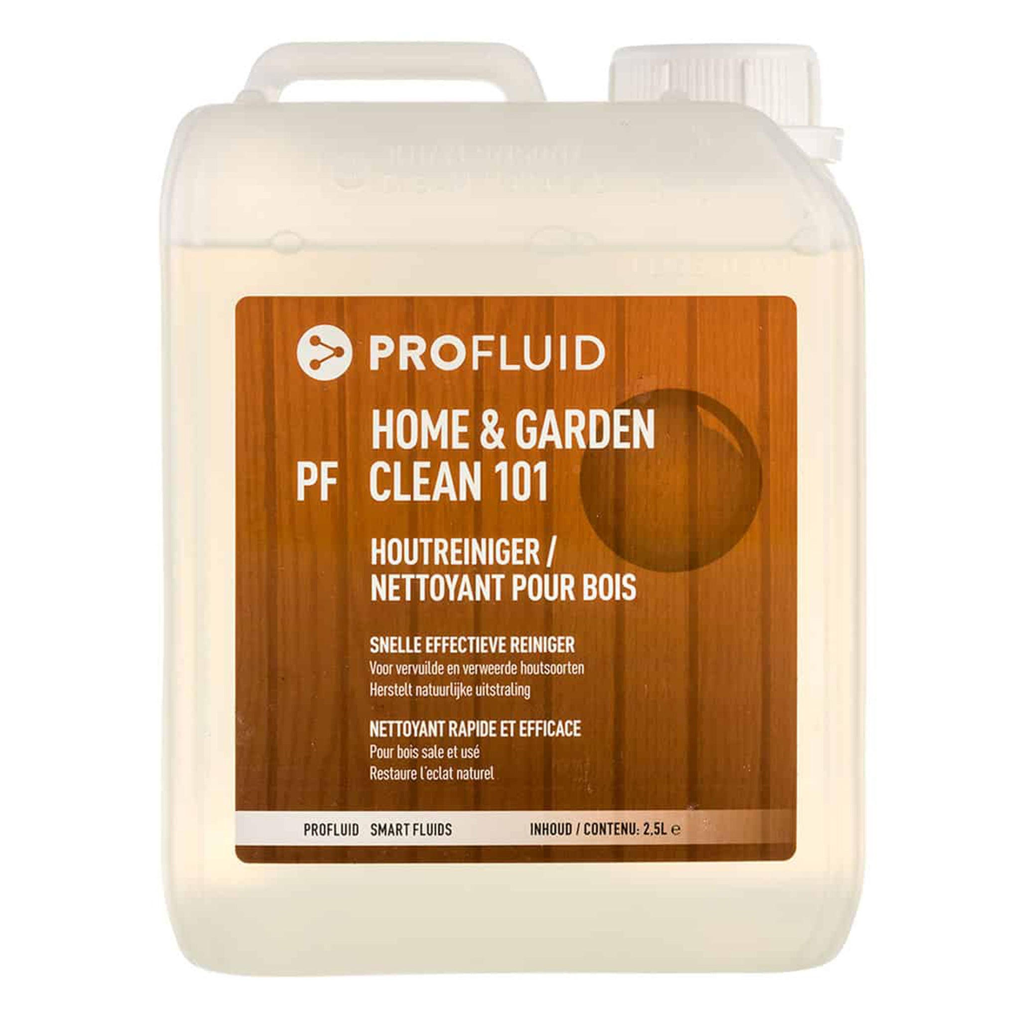 Nano Cleaner Hout PF Clean 101 - allesimpregneren.nl