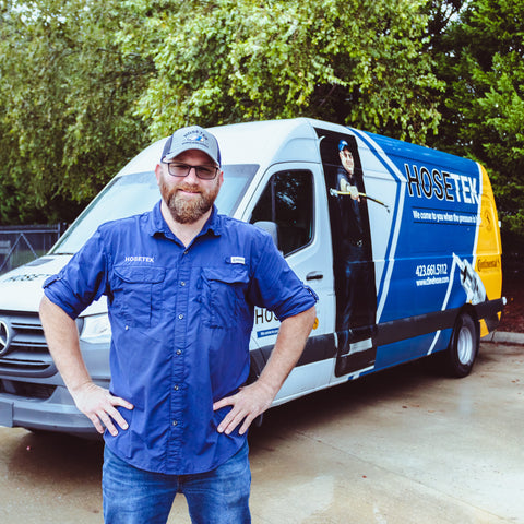 Hydraulic Hose Repair Chattanooga Tennessee
