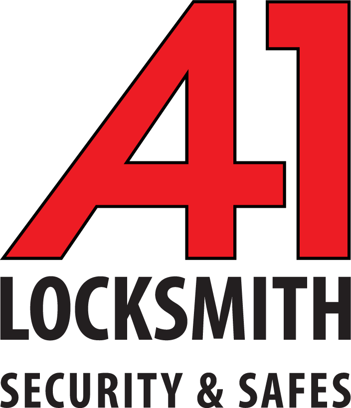 A1 Locksmith logo.