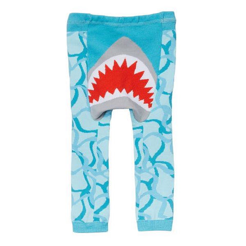 Infant shark pants