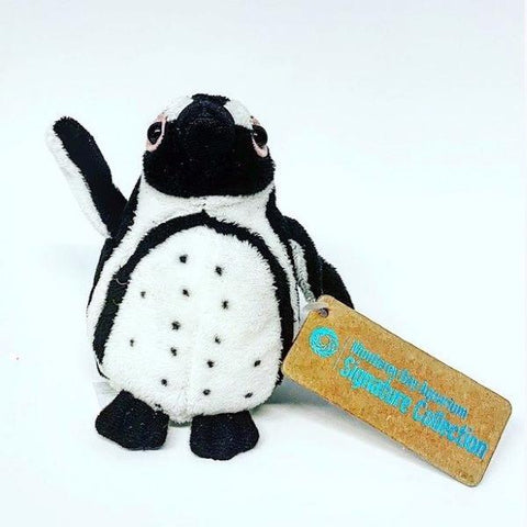 Penguin Signature plush 4.5""