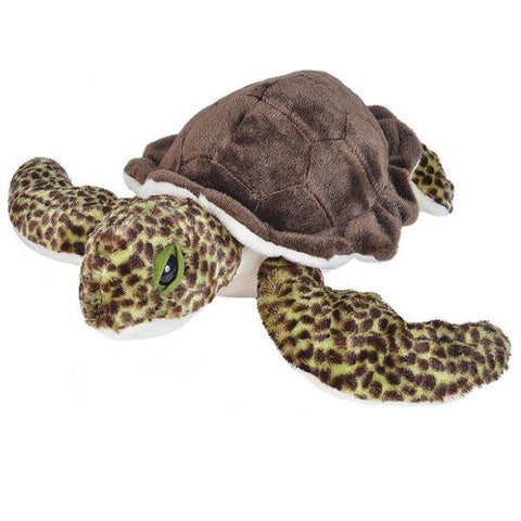 Sea turtle plush 12""