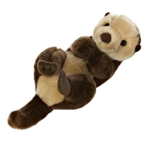 Sea otter Miyoni plush 10""