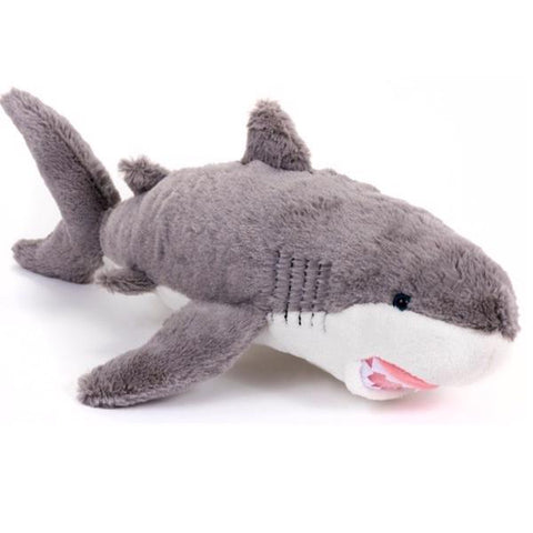White shark Signature plush 12""