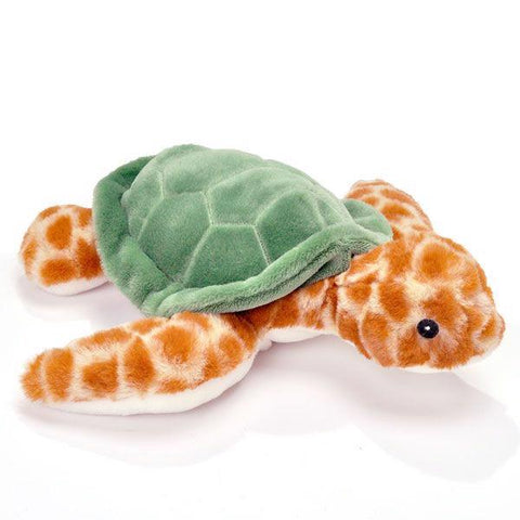 Sea turtle ecokin plush 8""