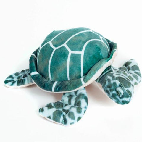 Sea turtle recycled Signature plush 10""