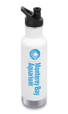 Klean Kanteen water bottle logo