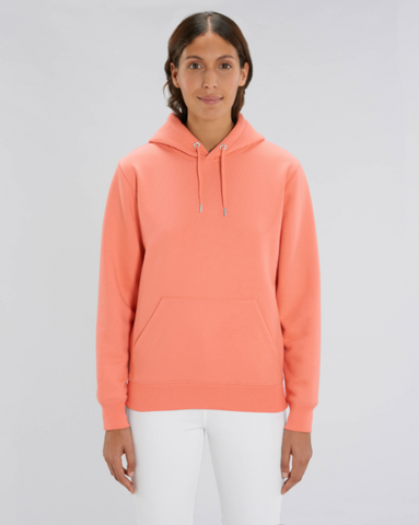 Unisex Hoodie Sunset Orange
