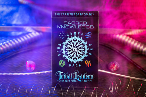 SACRED KNOWLEDGE: TRIBAL LEADERS- SYNTHETIC EDITION