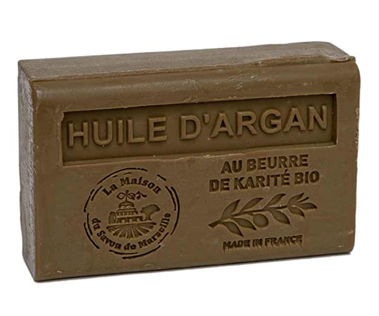 Argan - Organic shea butter soap