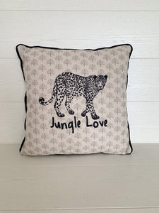 Coussin Jungle Love