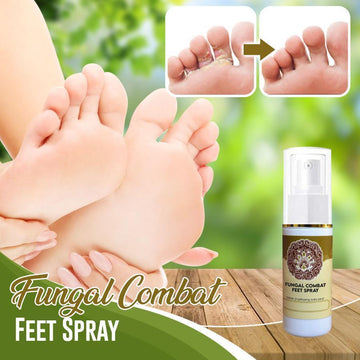 FungalCombat Feet Spray(Limited time discount 🔥 last day)