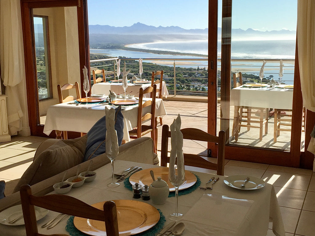 Restaurant with Seaview