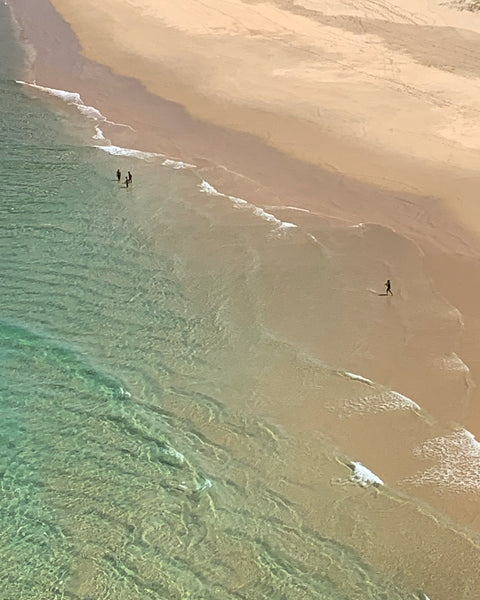 Beach in Nature's Valley - South Africa