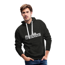Load image into Gallery viewer, Premium #Praise Hoodie - charcoal gray