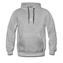 Load image into Gallery viewer, The Recinos Co. Adult Macro #Praise Premium Hoodie - heather gray