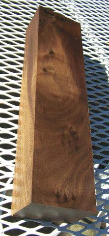 "Black Walnut Block BW-259 2.5"" x 10.2"" x 1.7"""