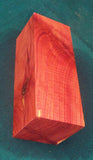 "Aromatic Purple Heart Cedar Block ERC-207 2.7"" x 2.7"" x 7.5"""