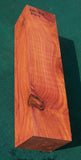 "Aromatic Purple Heart Cedar Block ERC-308 3"" x 3"" x 12"""