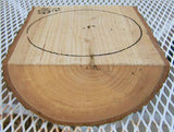 "Green Ash Bowl Blank GA-112 6""x 6.5""x 3"" depth"