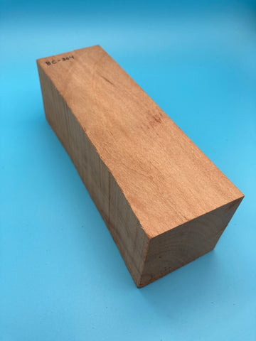 "Black Cherry Block BC-304 2"" x 2"" x 7"""
