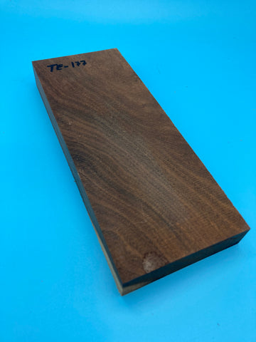 "Texas Ebony Board TE-177 3""x 0.8"" x 7.5"""