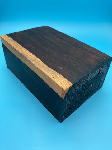 "Texas Ebony Block TE-520 2-3/8"" x 1-5/8"" x 4-1/4"""