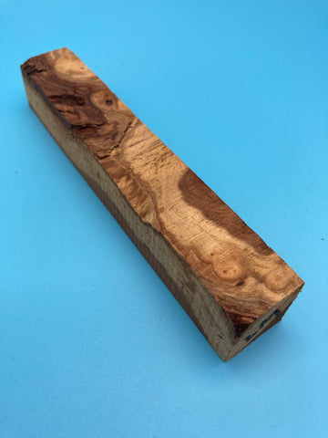 Burly Texas Mesquite Pen Blank (Single)