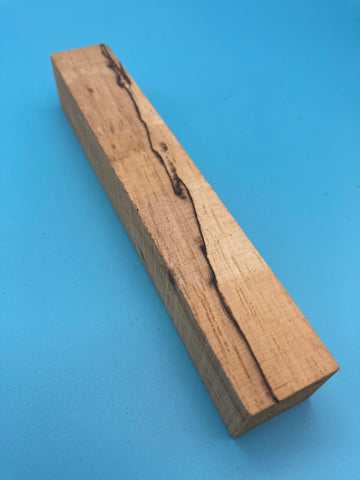 Spalted Pecan Pen Blank (Single)
