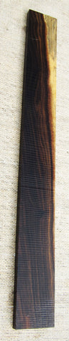 "Texas Ebony Board TE-087 2.7"" x 25.1"" x 0.5"""