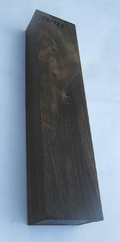 "Texas Ebony Block TE-122 2.2"" x 1.5"" x 10"""