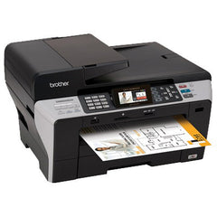 Brother MFC-6890CDW Professional Series Color Inkjet All-in-One Printer-Copier-Scann