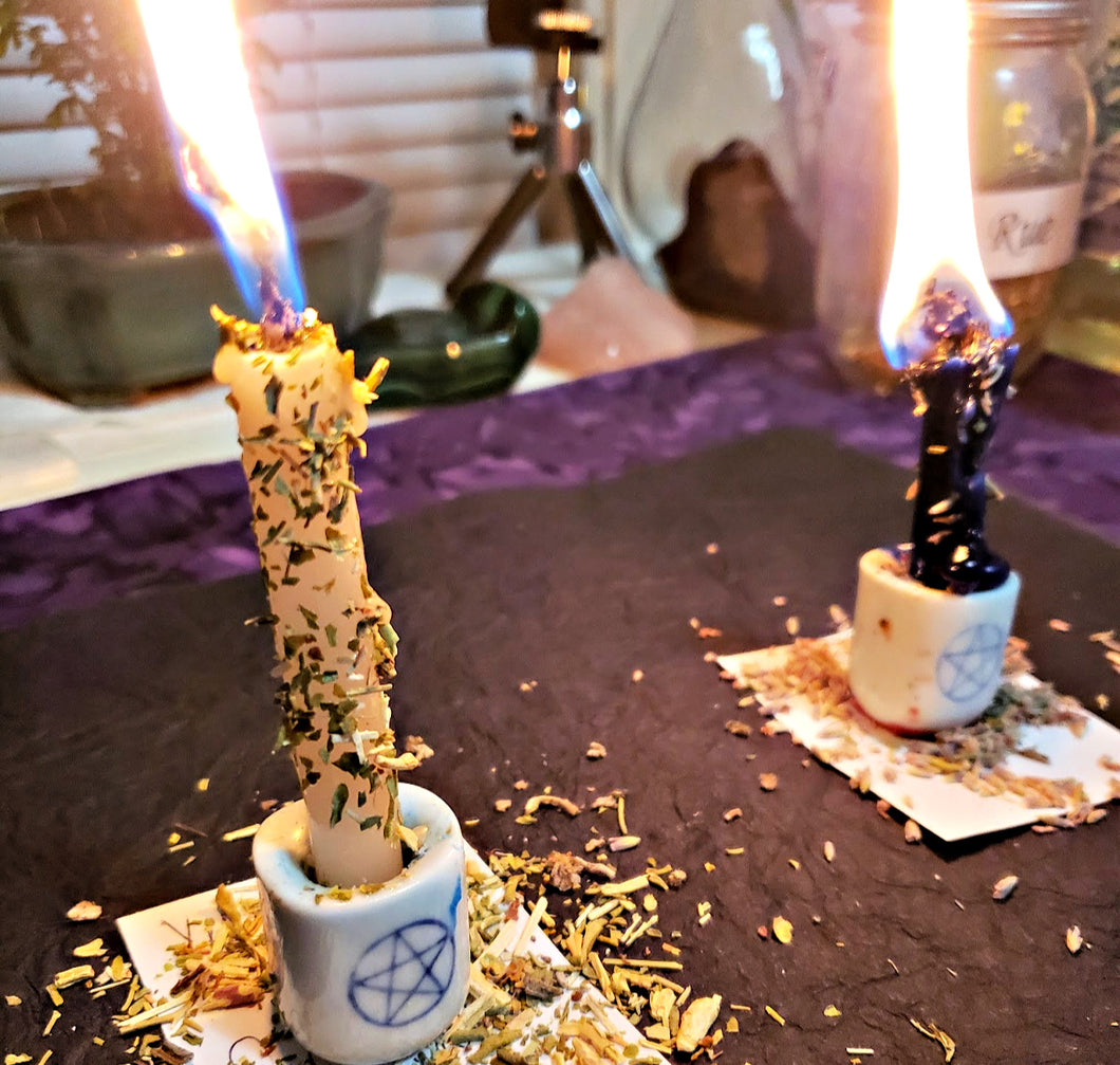 Mini Candle Spell