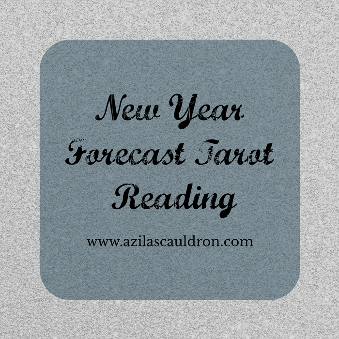 New Year Forecast Tarot Reading