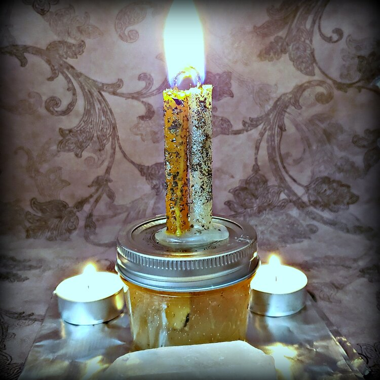 Sweetening Honey Jar Spell