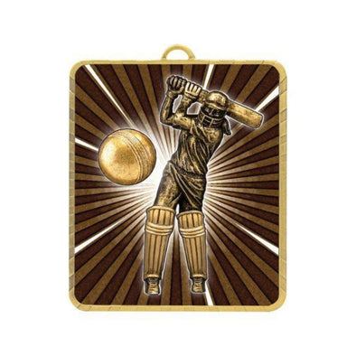 Lynx Medal - Cricket Female Batting