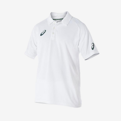 Asics Playing White Shirt Short Sleeve - Eagle Rise Sports