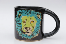Load image into Gallery viewer, Animal Mug Psychedelic Lion