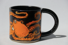 Load image into Gallery viewer, Animal Mug Octopus