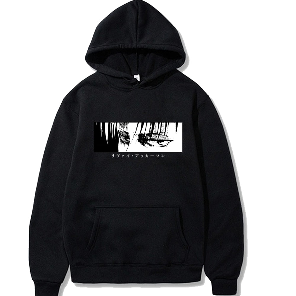Attack on Titan Levi Hoodie