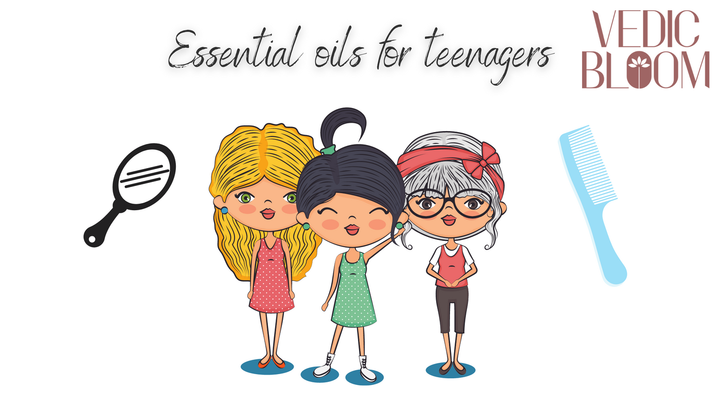 Essential oils for teenagers- a boon