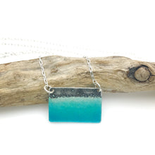 Load image into Gallery viewer, Small Seascape Necklace