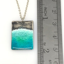Load image into Gallery viewer, Aqua Ocean Necklace