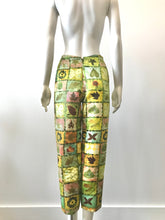 Load image into Gallery viewer, 1990's Nature Print Suit by Todd Oldham Times 7