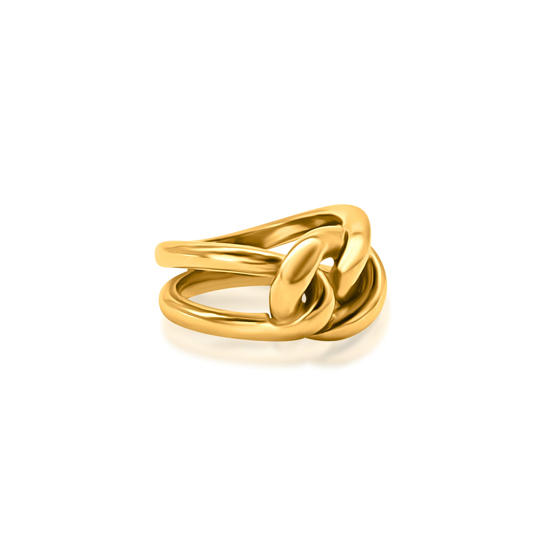 Love Intertwine Ring