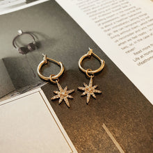 Load image into Gallery viewer, Mini Starburst Earrings