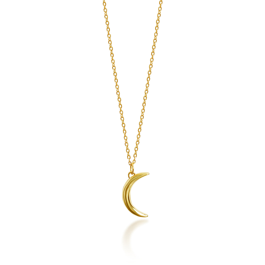 Gentle Moon Necklace